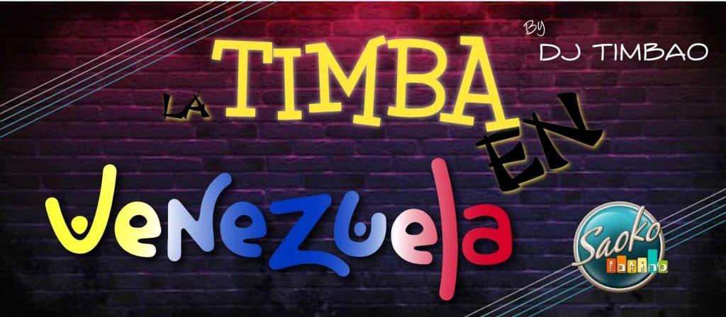 La timba en venezuela en saoko dj timbao