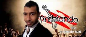 Programa de radio Timbiando por Saoko Latino