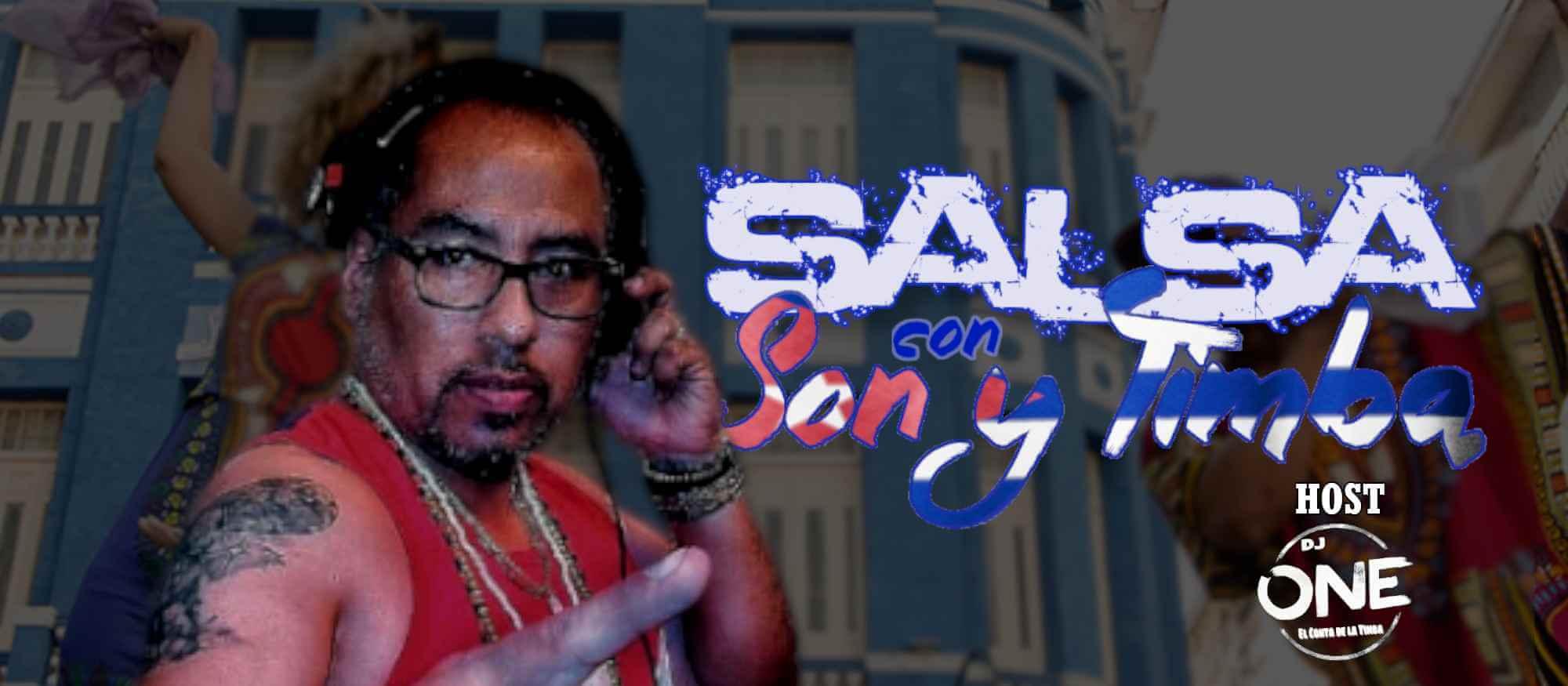 Programa de radio Salsa con Son y Timba por Saoko Latino
