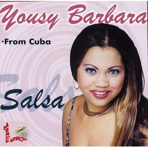 Yousy Barbara Ruiz Salsa